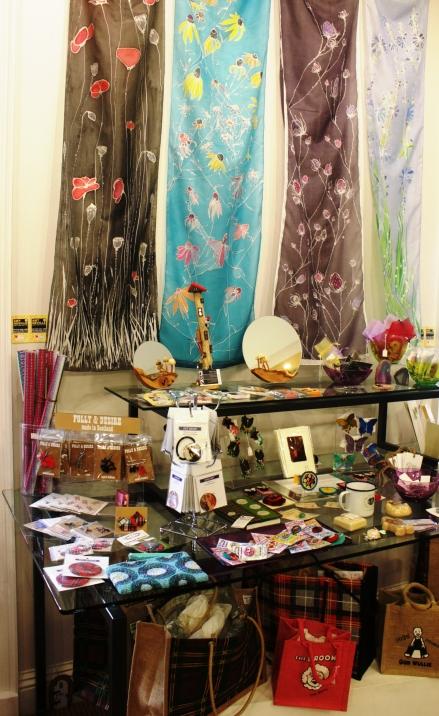 Silk Wall Hangings